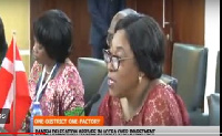 Shirley Ayorkor Botchwey, Minister of Foreign Affairs and Regional Integration