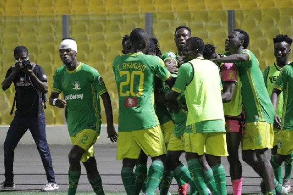 GPL match report: Aduana Stars return to winning ways after 3-1 win over King Faisal