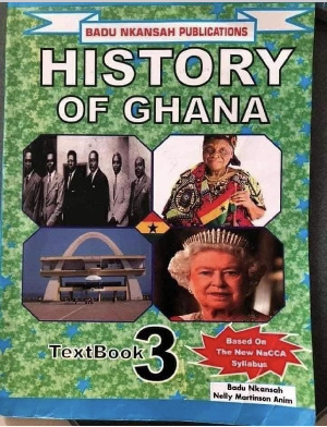 A photo of the most talked about history book