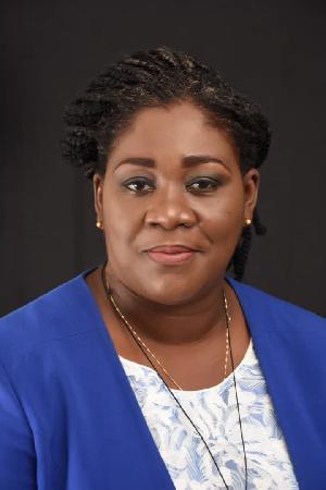 Dr. Victoria Lokko, Medical Director, Nyaho Medical Centre