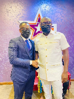 Bola Ray outdoors Foster Aggor as new Starr Drive host