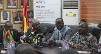 Mr. Agyarko announced that Ghana will supply 100 megawatts of power to Burkina Faso on a daily basis