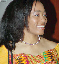Dr. Ezenator Rawlings, daughter of JJ Rawlings