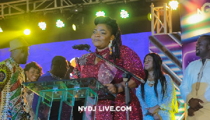 Celestine Donkor crowned Artist of The Year, Republik City News