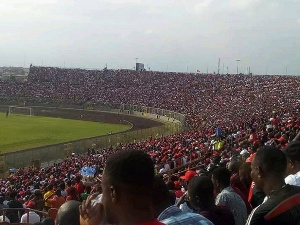 The figure is an improvement on their last home game against Kano Pillars