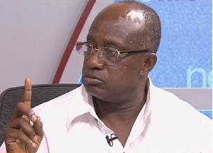 Simon Osei - Mensah is Ashanti Regional Minister-designate