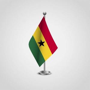 File photo of the Ghana flag