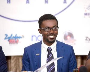 Embattled Menzgold CEO, Nana Appiah Mensah