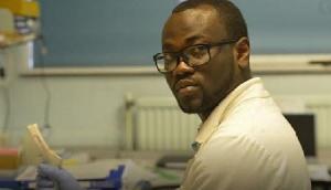 Virologist at the University of Cambridge, Dr Sebastian Arthur