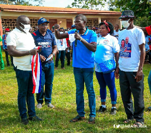 Shadrack Opoku defected to the NPP