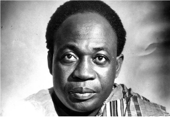 Rare video of Kwame Nkrumah commissioning Tema Port pops up