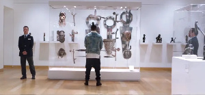 African art and artefacts return home