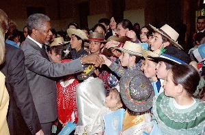 Kofi Annan Mayoral