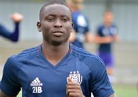 Dauda Mohammed is set to complete a move to Eredivise side Vitesse Arnhem