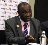 Dr. Kwabena Donkor, former Minister of Power