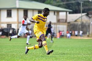 Medeama SC Midfielder, Kwesi Donsu Gh
