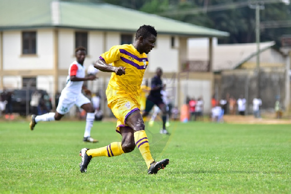 Medeama SC midfielder, Kwesi Donsu