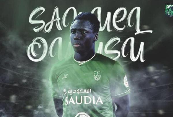 Ghana winger Samuel Owusu ends Al Ahli loan spell