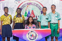 The National Core Subjects Quiz is sponsored by RMG Ghana