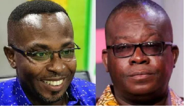 You're an ungrateful ex-teacher, a symbol of Ghana's low politics – NAGRAT boss fires Minister