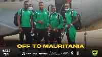 Asante Kotoko leaving for their CAF Champions League