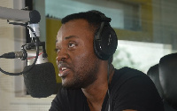 Jon Germain, Ghanaian pop singer, radio and TV personality