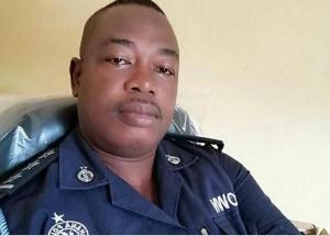 DSP Teddy Damptey Brown, Bekwai Divisional Police Commander