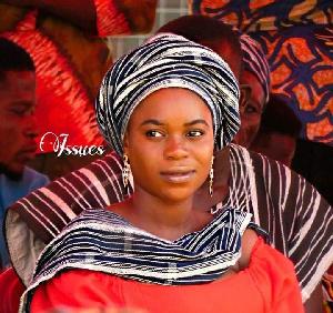 Sadia Seidu is the representative of the Savannah Region at NTV Queen of the North