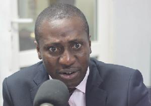 MP for Effutu, Alexander Afenyo-Markin