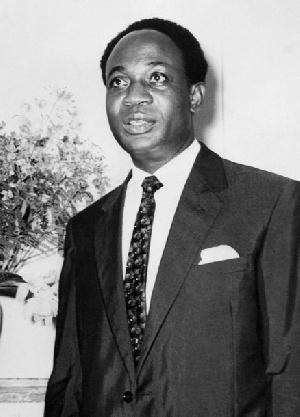 Kwame Nkrumah 03Oct2010