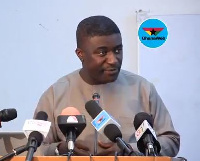 Deputy Chair of the Electoral Commission, Dr. Eric Bossman Asare