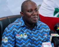 NABCO CEO, Ibrahim Anyars