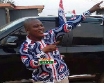 Francis Opoku Sarfo, NPP Regional Chairman