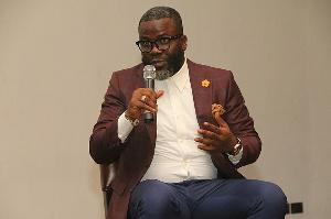 Former Ghana International Samuel Osei Kuffour