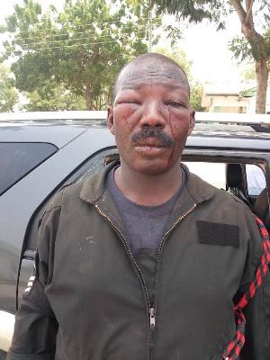Sergeant Abdul Yakubu Mahama