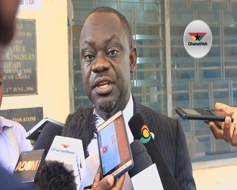 You cannot compare Ken Agyapong's attack on judge to Muntaka's bribery allegation - JUSAG