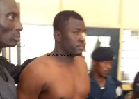 Eric Kojo Duah is the prime suspect in the murder of two Kasoa policemen.