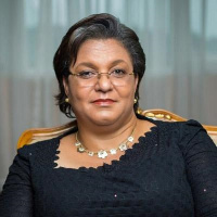 Hannah Tetteh, former Minister for Foreign Affairs