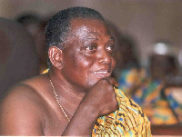 Mr Felix Owusu Adjapong, Former Majority Leader in Parliament