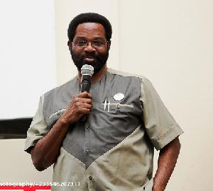 Accra Mayor, Dr Alfred Vanderpuije