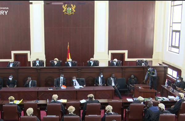 LIVESTREAMED: Supreme Court judgement on Election Petition