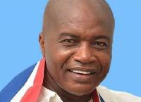 Stephen Ayesu Ntim, National Chairman hopeful of the NPP
