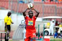Amos Frimpong wants Kotoko to get a positive result in Cameroon
