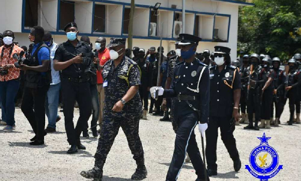 Police officers who misconduct themselves on election day will be dealt with – IGP warns