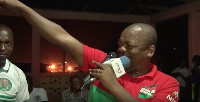 Television personality Dzokoto is optimistic of victory despite his lack of experience in politics