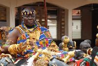 Asantehene - Otumfuo Osei Tutu II