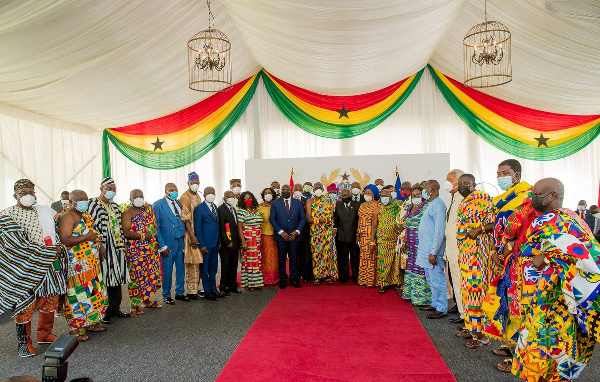 Give me honest advice – Akufo-Addo 'advises' Council of State