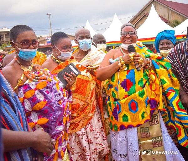 Bawumia inaugurates new Western Region House of Chiefs