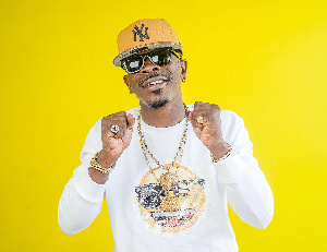 Shatta Wale topped the list