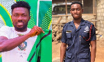 Police narrate how CCTV camera helped in arresting Aduana Stars' player